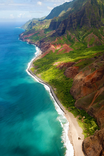 Napali Coast | by Forget Me Knott Photography