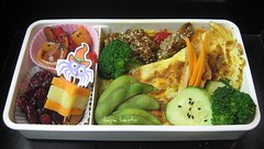 Egg Foo Young Bento Box | by hapa bento