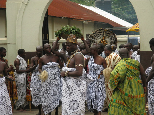 4052951559 c0a65df78c z The Great Akwasidae Festival Of The Asante People