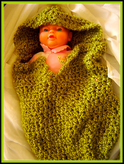 Baby Bunting- Apple Green, Cocoon | by jcj7297