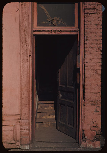 ... Door to upstairs 1042 Maxwell - Chgo | by IMLS DCC & Door to upstairs 1042 Maxwell - Chgo | Description: 1042 Max\u2026 | Flickr
