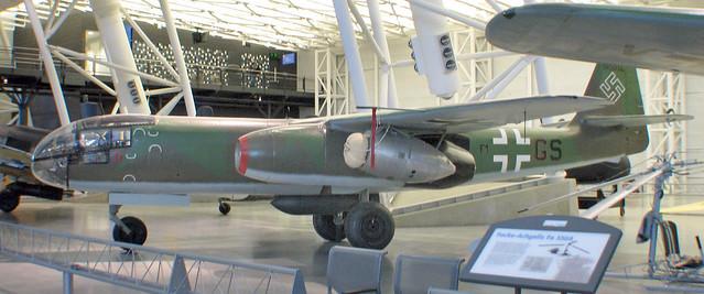 Dulles Udvar-Hazy - Arado Ar 234 B-2 Blitz (Lightning)