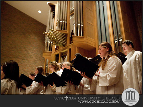 Lessons & Carols @ CUC | by Concordia University Chicago
