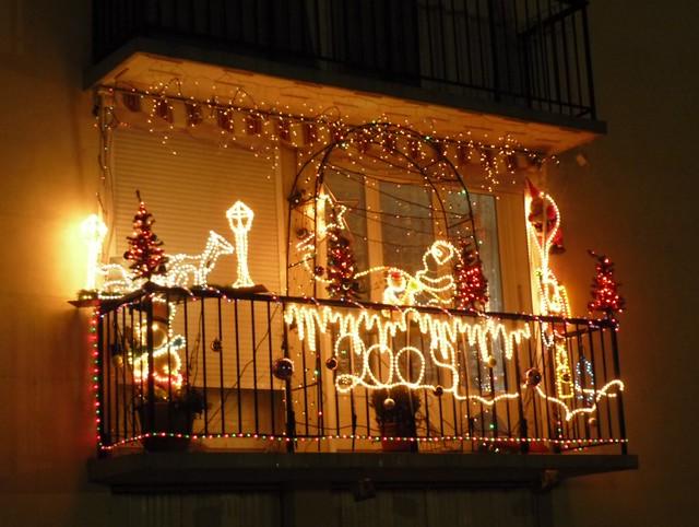 Decoration Noel Exterieur Illuminations