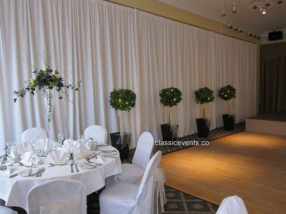 Wedding Reception Venues Preston : Classic events wedding venue decoration at the preston cro flickr