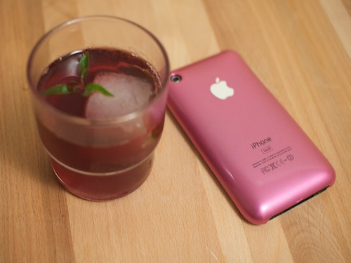 Jamaica tea & new iPhone cover | by PrincessPeach