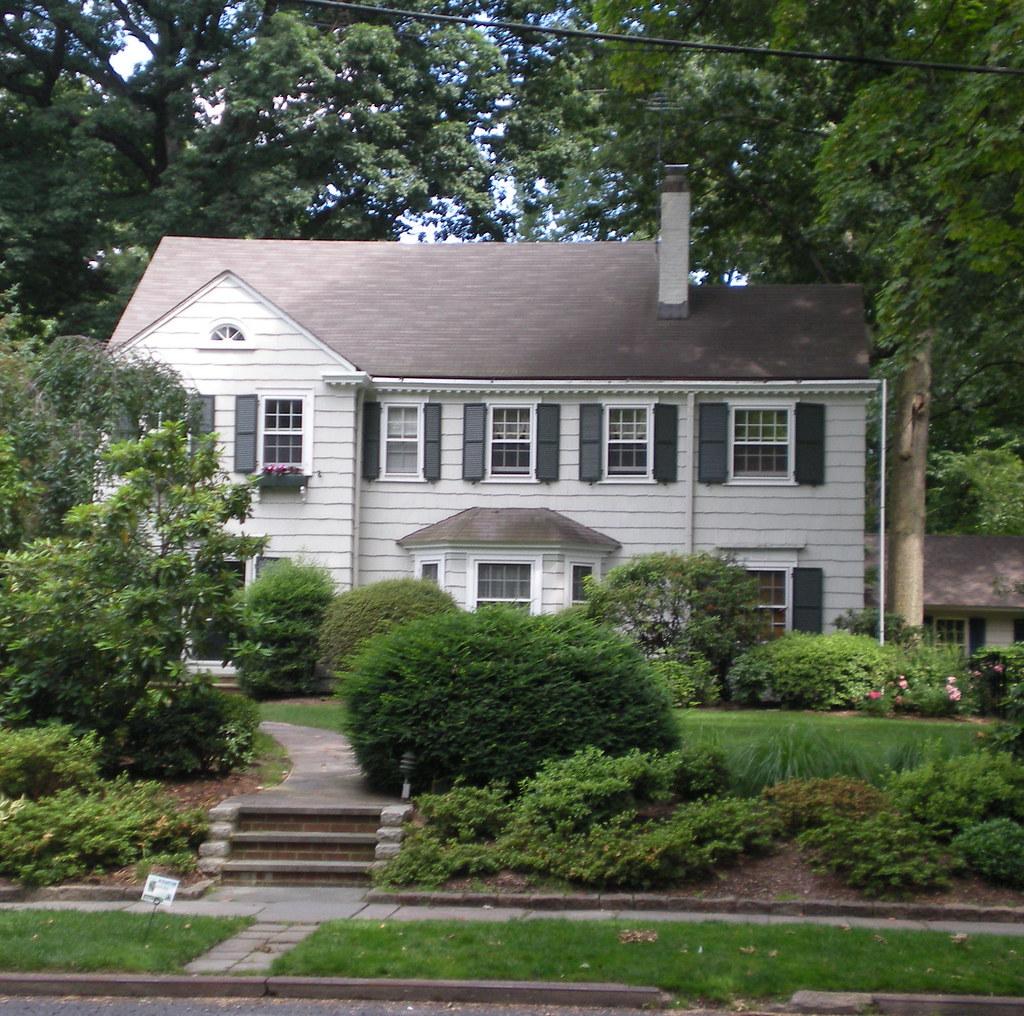 Maginnis House, 185 Park Street, Montclair, NJ