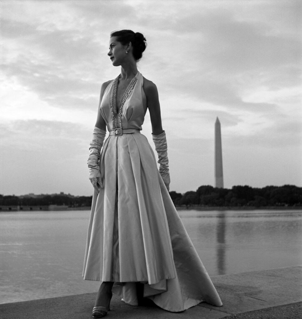 Toni Frissell: Fashion Model, Washington, D.C., 1949