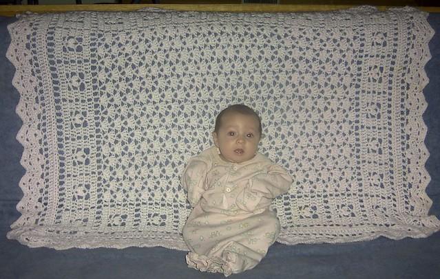 Sweet Dreams Baby Afghan Yarn Bernat Baby Softee Colors Flickr