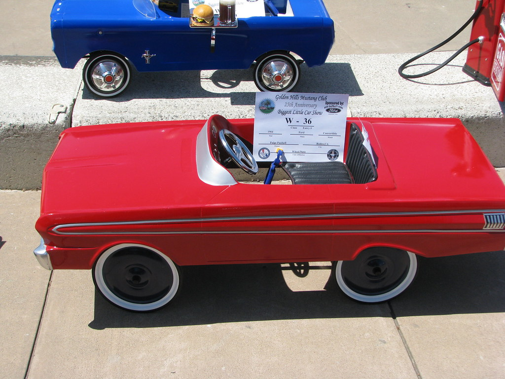 Pedal car 1964 ford falcon jack snell flickr pedal car 1964 ford falcon by jack snell thanks for over 26 million views sciox Images