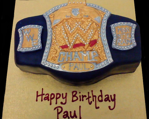 Images Wwe Kids Cakes