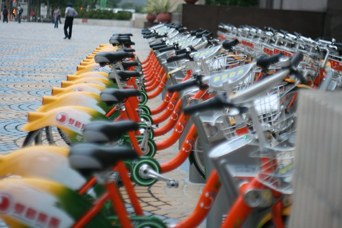 Taipei Bike Share | by Richard Masoner / Cyclelicious