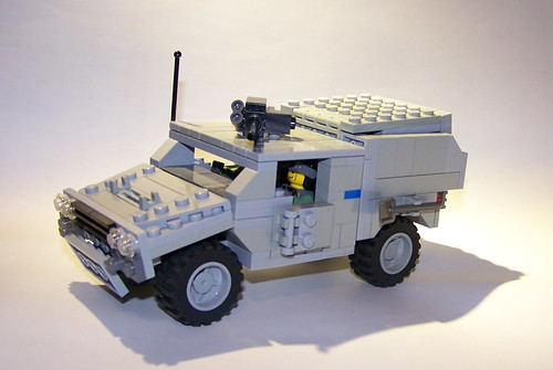 Mortar Humvee Version 1 | by -Evan M-
