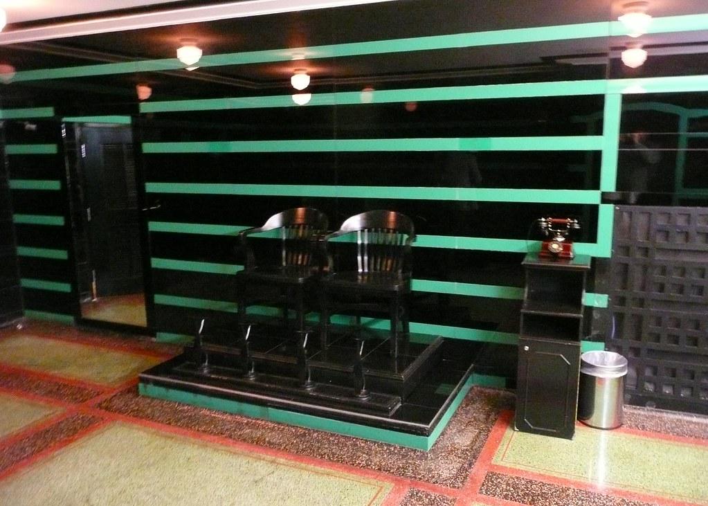 Nashville Tn The Hermitage Hotel Vitrolite Restroom Flickr