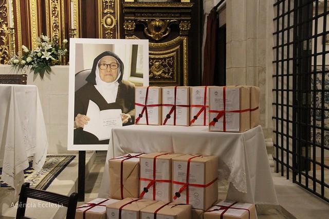 Sessão solene de clausura do inquérito diocesano para a canonização da Irmã Lúcia