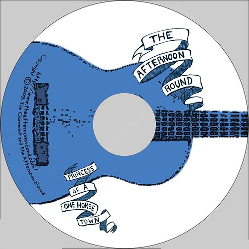 cd design template
