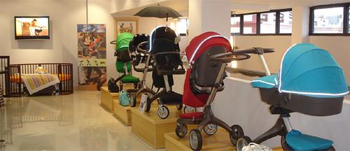 Baby S Planet Stokke 174 Xplory 174 Stroller Floor Display Flickr