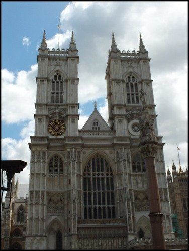 Westminster Abbey | by bandarji