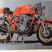 MV Agusta GP bike