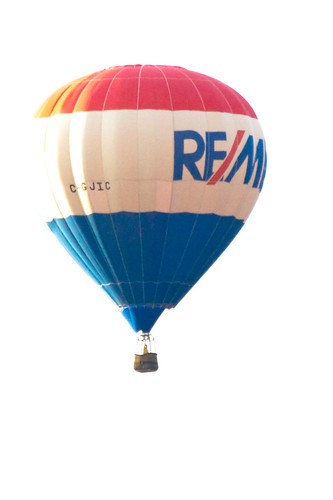 RE/MAX Hot Air Balloon | by Dr. Ilia
