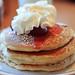 New York cheesecake pancakes IHOP.