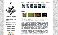 Citizen Space Website | by miss_rogue