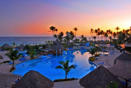 good morning paradise punta cana dominican republic. Black Bedroom Furniture Sets. Home Design Ideas