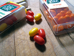 Cherry Passion and Orange Tic Tacs - The Delicious Daily 11.26.2009 | by TheDeliciousLife