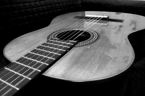 Classical Guitar B Amp W Karol K Flickr