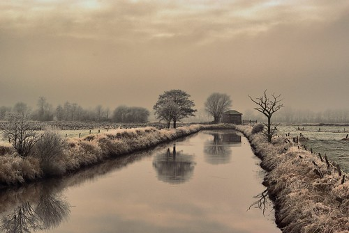 Eastfriesian Winter - Landscape | by harryja