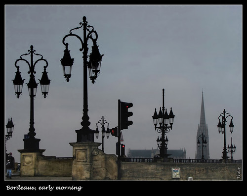Bordeaux, early morning | by Roy 007 (Theo)