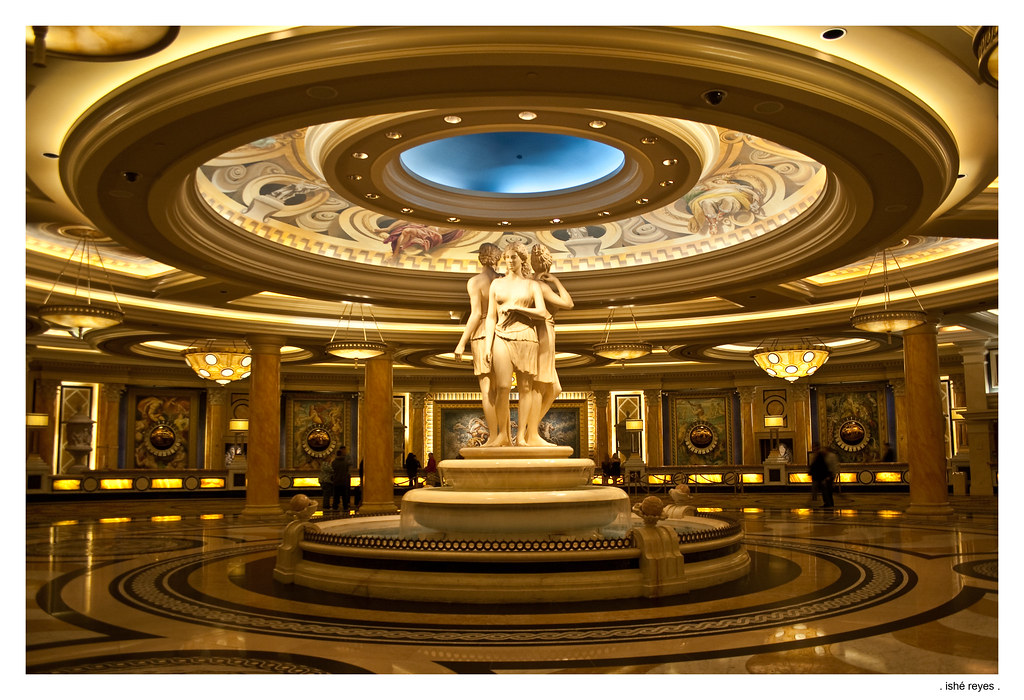 ... Caesars Palace (Frontdesk) | By IShé* [soluztrella]