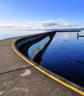 Ogden Point - Yellow Curve | by mattdil