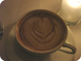 Quince - Heart latte art, whole milk only | by bonnibella