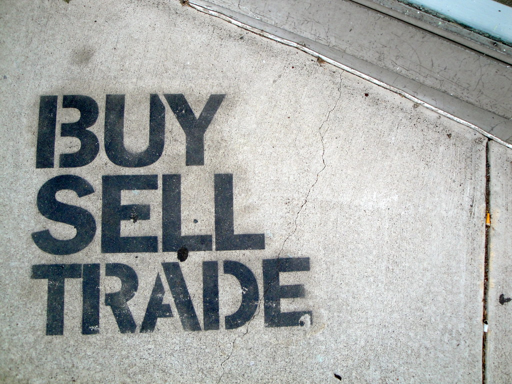 sell trade free