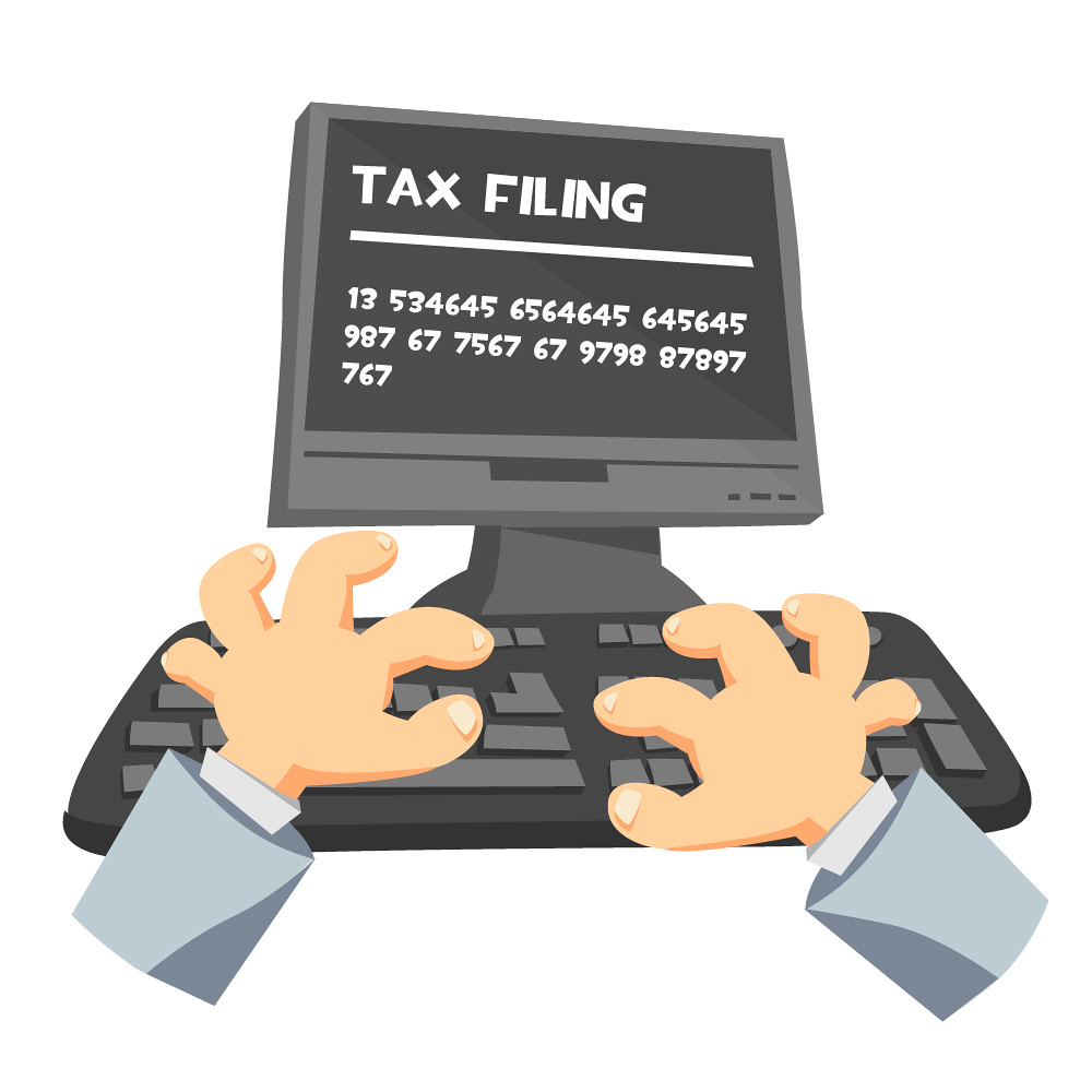 Filing Taxes Online - Flickr