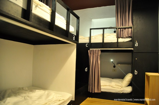4-Bed Mixed Dorm Room at We Come Hostel