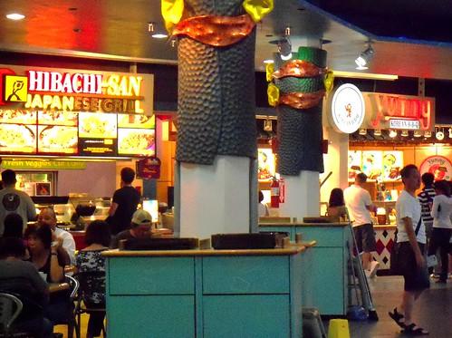 Japanese Food Court Ala Moana