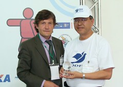 ODF Alliance Award - Marino e Furusho - 2009
