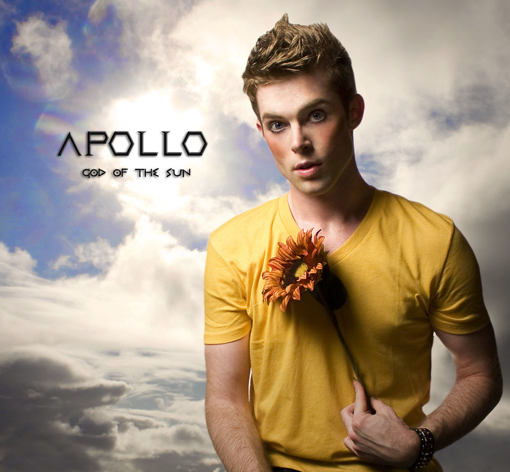 apollo god of the sun Introduces the greek god apollo and explains his importance features well- known greek myths about this god and includes map of ancient greece and  family.