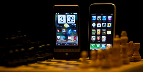 iPhone vs Android | by nrkbeta