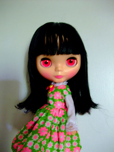 I Said My eyes are PINK! | by disco*dollies