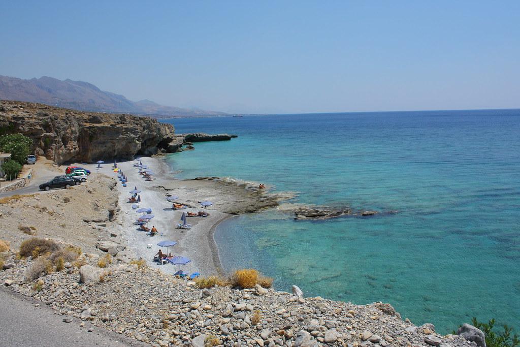 Filaki Beach Crete  Filaki Beach Crete  Jacques Le -7752