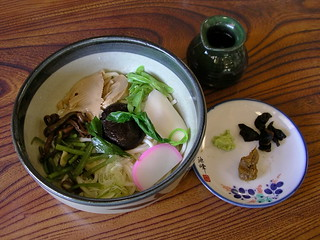 Sansai Udon | by Blue Lotus