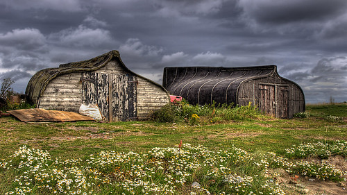 Boat Sheds | by Osgoldcross Photography