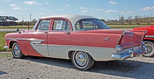 1956 Plymouth Belvedere 4 Door Sedan 7 Of 7 Interested