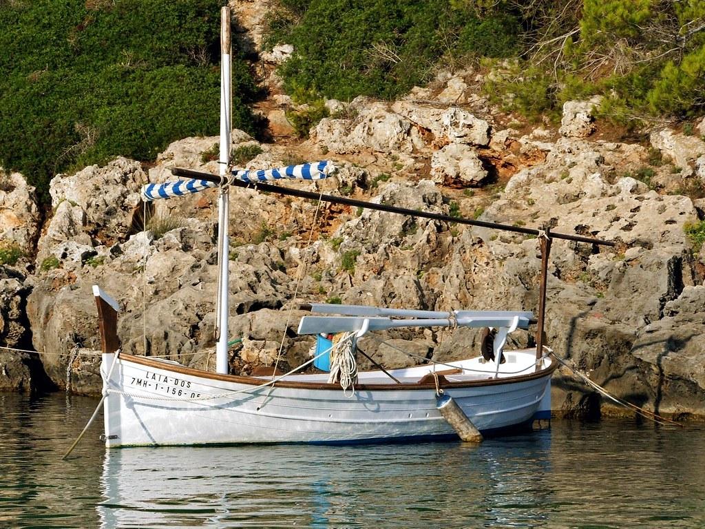 Resultat d'imatges de barca menorquina