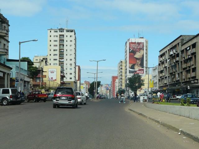 Sele en Maputo (Mozambique)