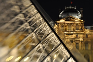 Louvre by night | by Priscilla...