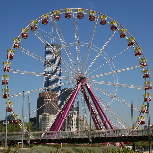 Melbourne - Big Wheel Turning | by Heaven`s Gate (John)